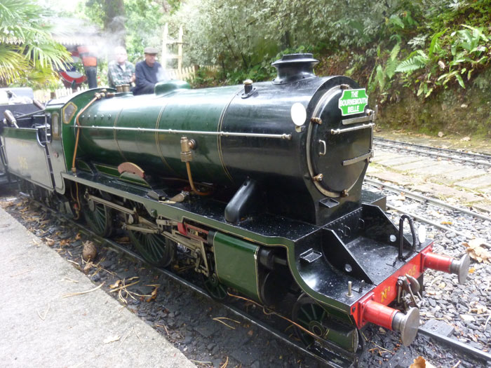 Luscombe Valley Steam Collection, Poole, Dorset