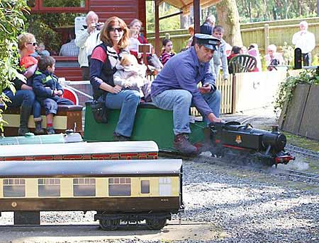 about luscombe railway
